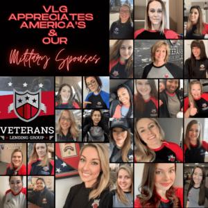 Veterans Lending Group MilSpouse Appreciation Day 2021